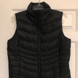 Northface Black Vest